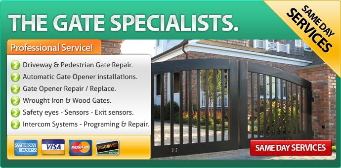 Gate repair Rosemead CA